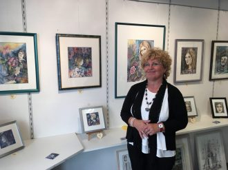 Vernissage Maria Eigl