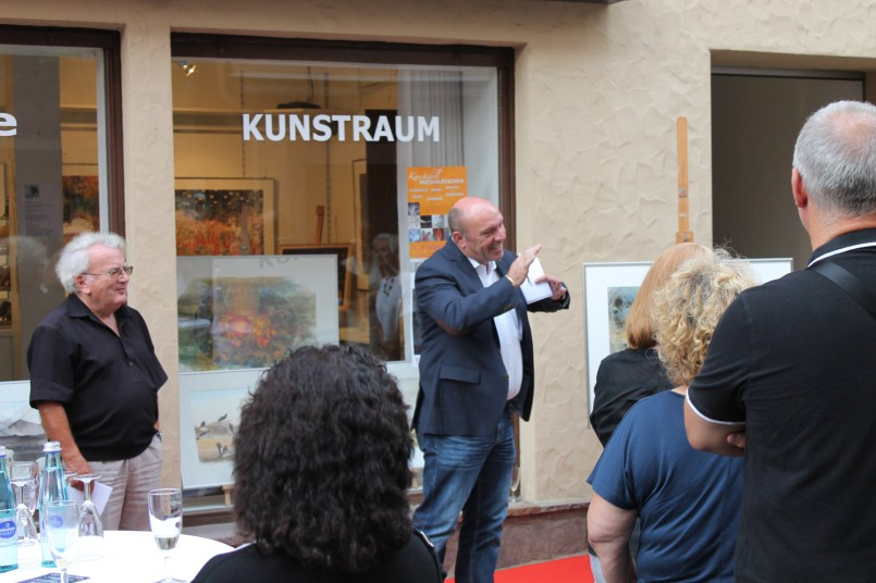 Vernissage Wilfried Ludwig