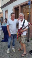 Vernissage Karl-Heinz Geyer