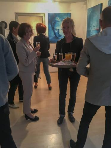 Vernissage Katrin Pillon