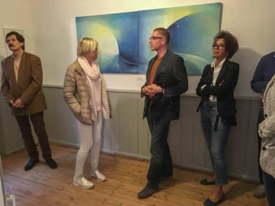 Vernissage Katrin Pillon