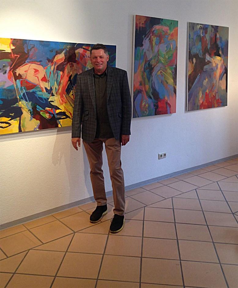 Vernissage Jan Zwolicki