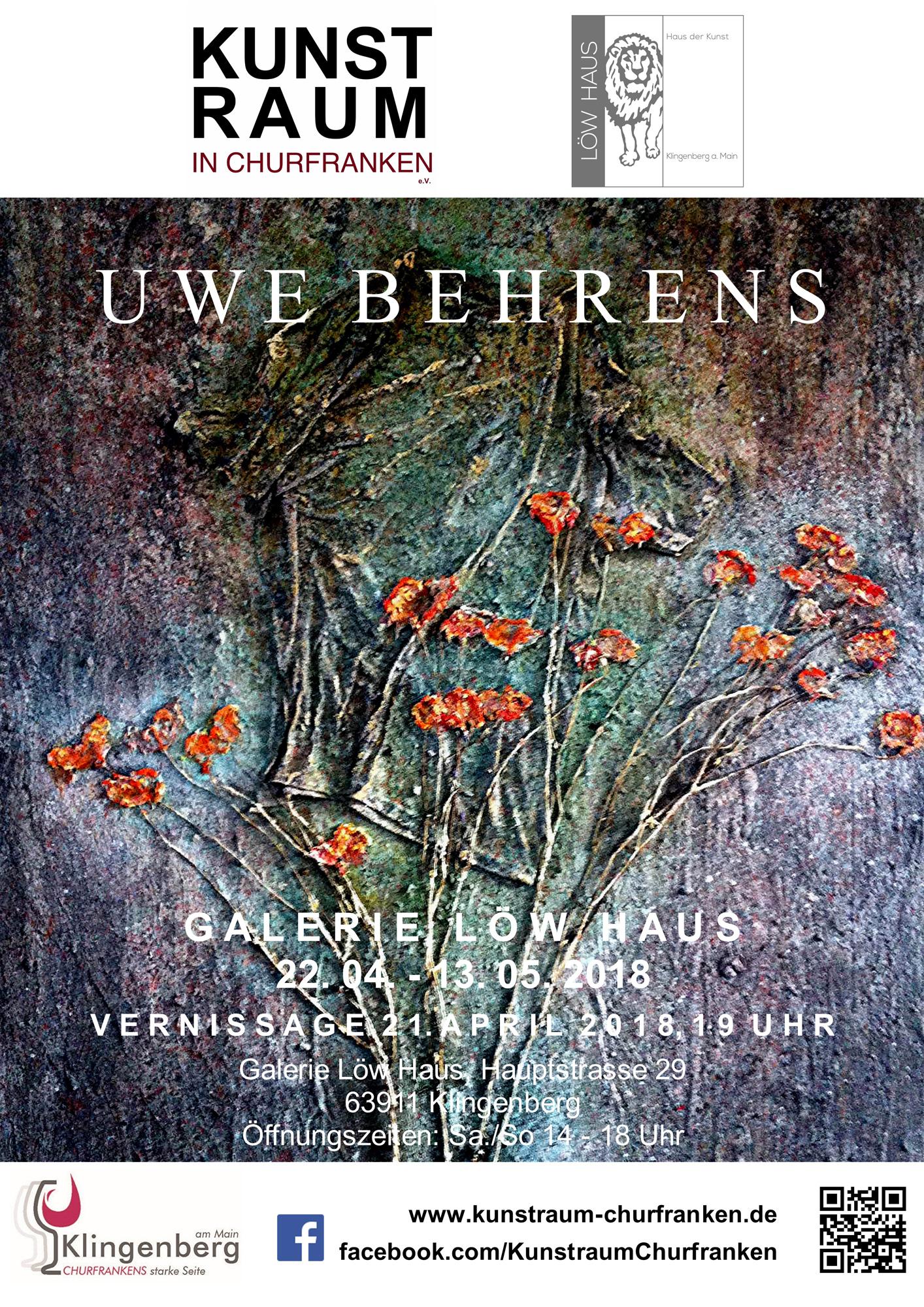 Ausstellung UWE BEHRENS