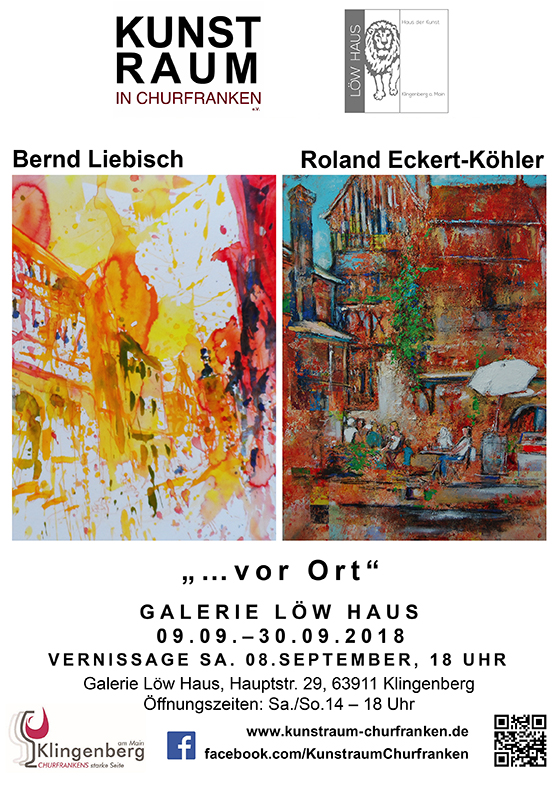Künstler: Bernd Liebisch und Roland Ecker-Köhler