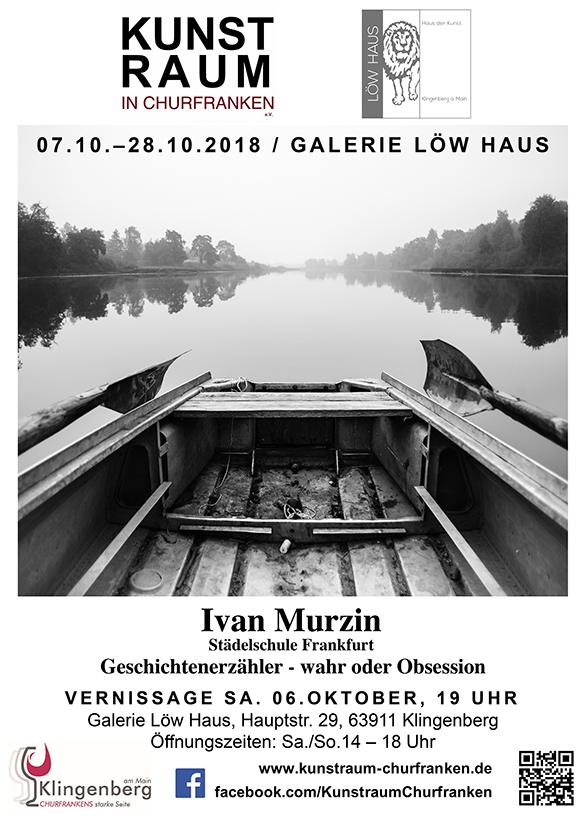 Ausstellung - Ivan Murzin