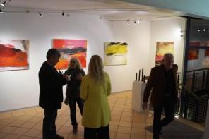 Vernissage – Löw Haus Klingenberg, am 3.11.2018