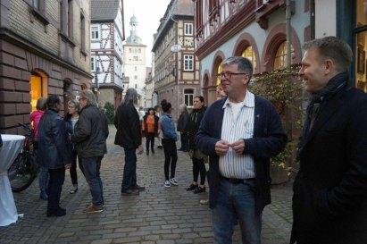 Vernissage - Frank Krämer und Konrad Franz