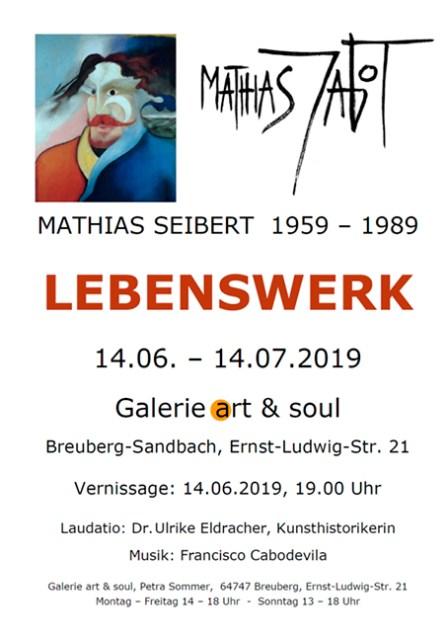 Lebenswerk - Mathias Seibert