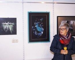Vernissage - Sabine Kausch – Galerie KUNSTRAUM
