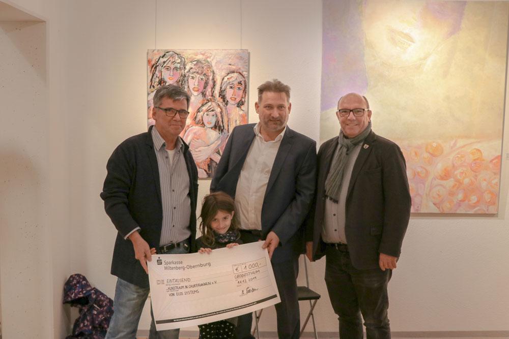 Mitglieder-Jahres-Ausstellung im Löw Haus 2019