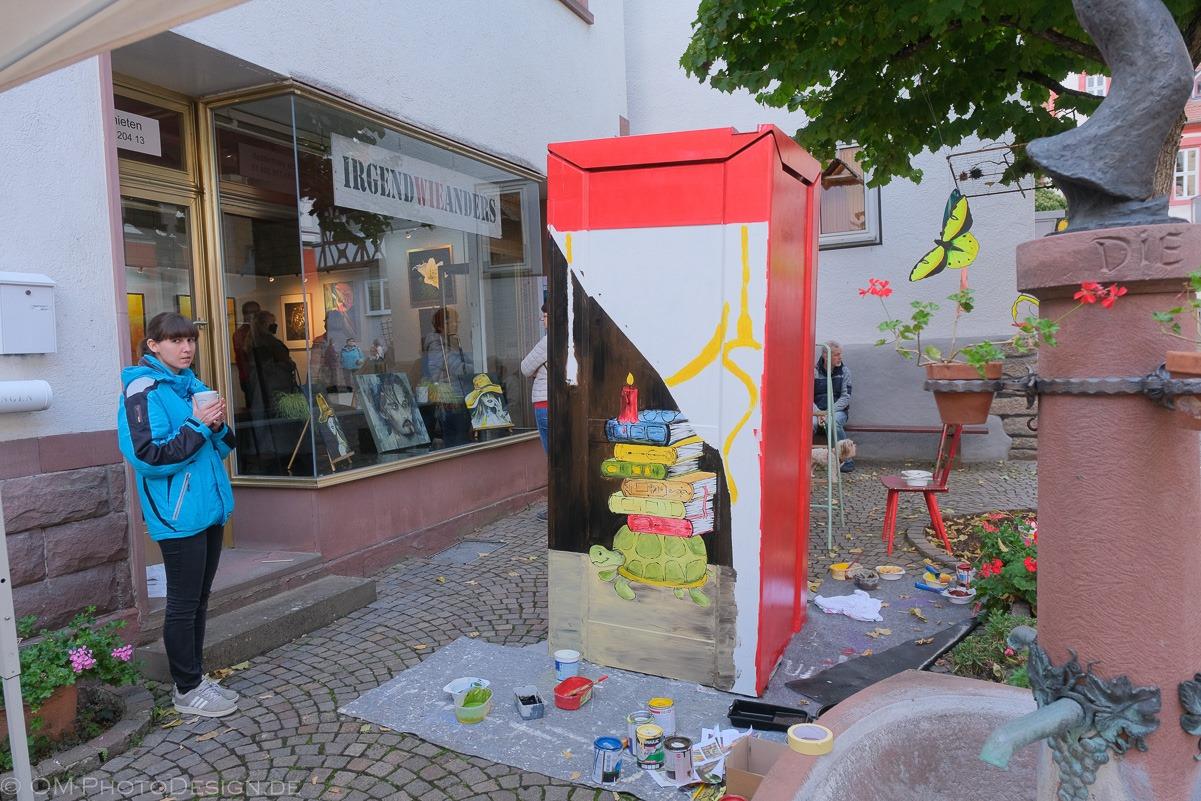 Kunstmarkt mit Akionen 2020