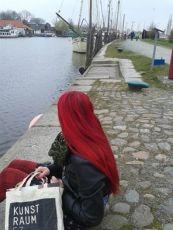 Greifswalder Hafen /DE_April 2015