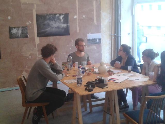Markus Seibel Workshop 03