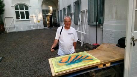 Lichtmaler Hans-Peter Garske