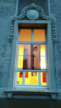 Banner zur Ausstellung von Katharina Joos