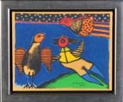 Carnaval des oiseaux 2 - Corneille