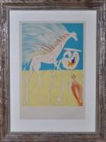 Girafe saturnien - Salvador Dalí