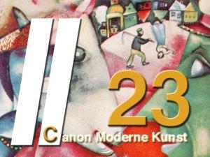Marc Chagall - I and the Village - Ik en het Dorp - Moderne Kunst