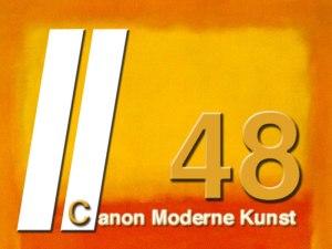 Mark Rothko - Yellow & Orange - Moderne Kunst