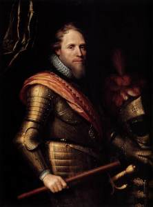 Michiel van Mierevelt - Prins Maurits
