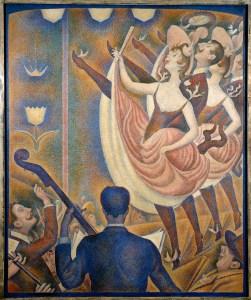 Georges Seurat - Le Chahut