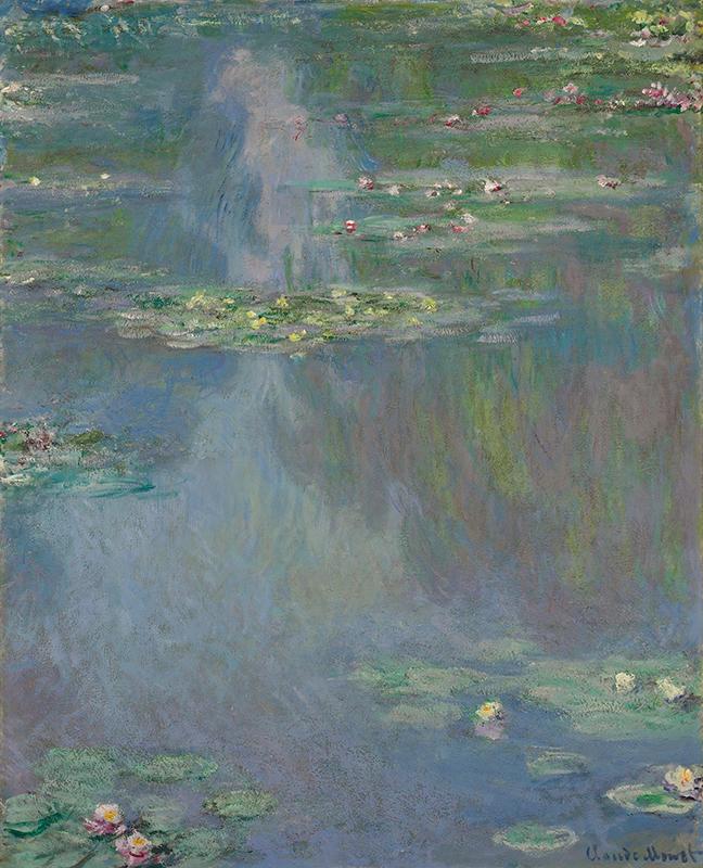 Claude Monet - Nympheas (€19.000.000)