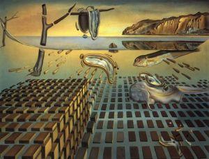 Salvador Dali - Het Uiteenvallen van de Volharding der Herinnering