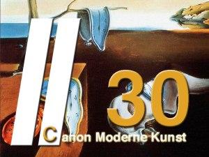 Salvador Dali - Persistance of Memory - Moderne Kunst