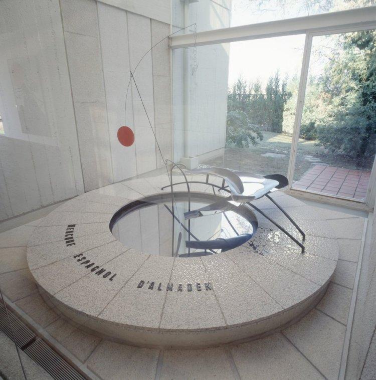 Mercury Fountain - Alexander Calder