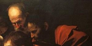 Caravaggio - de Ongelovige Thomas
