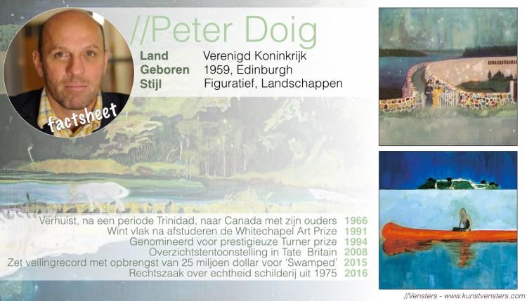 Factsheet Peter Doig