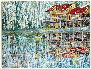 Peter Doig - Pond Life