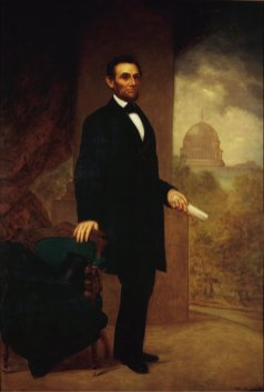 William Cogswell - Abraham Lincoln