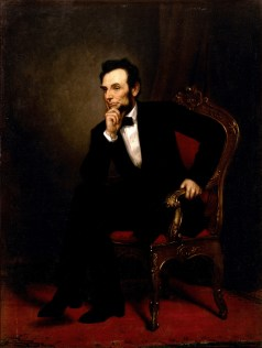 George Healy - Abraham Lincoln