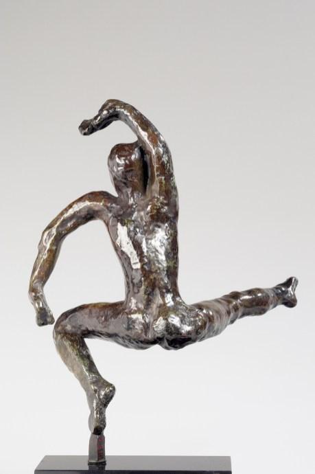 Auguste Rodin - Dansstudie