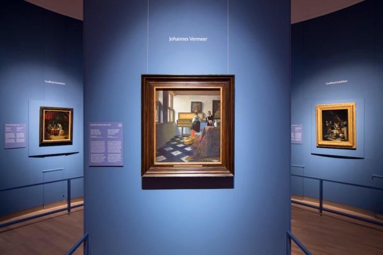 Royal Collection in het Mauritshuis, Den Haag - Fotograaf: Ivo Hoekstra