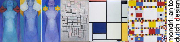 Van Mondriaan to Dutch Design