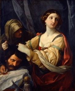 Guido Reni - Judith met het hoofd van Holofernes