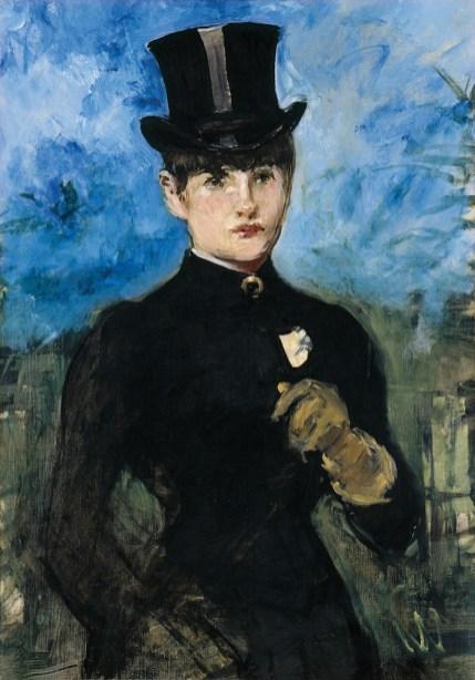 Edouard Manet - Amazone