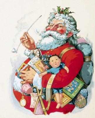 Thomas Nast - Santa Claus