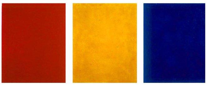 Alexander Rodchenko - Rood, Geel en Blauw