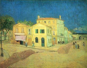 Vincent van Gogh - het Gele Huis