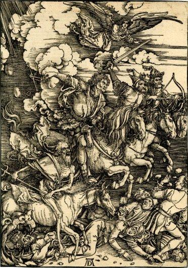 Albrecht Dürer - Apocalyps