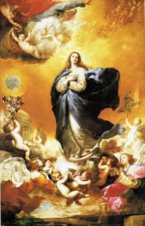 José de Ribera - Onbevlekte Ontvangenis