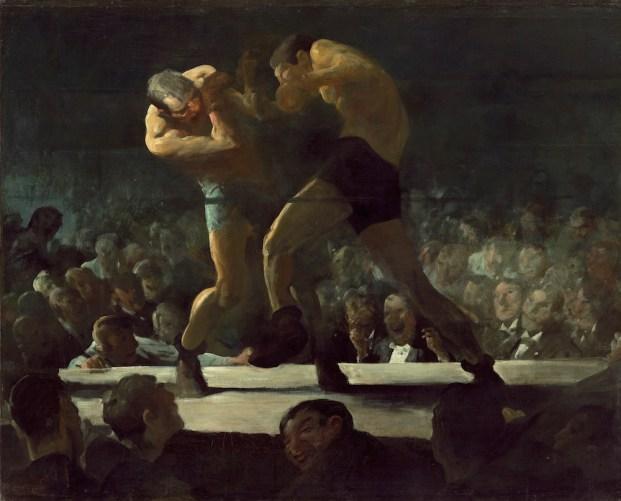George Bellows - Club Night