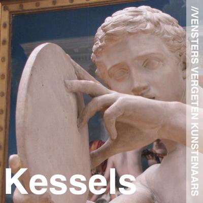 Vergeten Kunstenaars - Mathieu Kessels