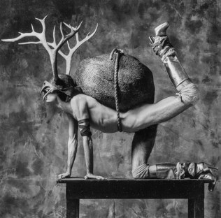 Erwin Olaf uit de serie 'Chessmen'
