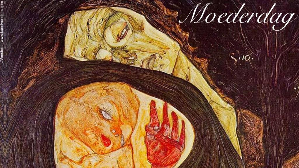 Egon Schiele - Moederdag