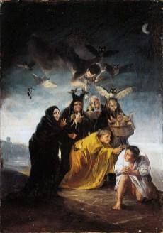 Francisco de Goya - de Heksen