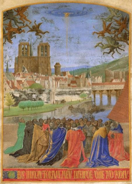 Jean Fouquet -de Hand van God